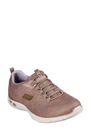 Skechers® Natural Empire D'Lux Charming Grace Trainers