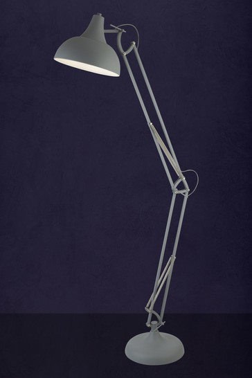 Tommy Sand Painted Floor Lamp by Searchlight