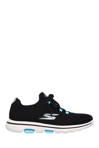 Skechers® Gowalk 5 Uprise Lace-Up Sports Trainers