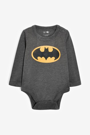 Gap Baby Batman® Long Sleeve Bodysuit