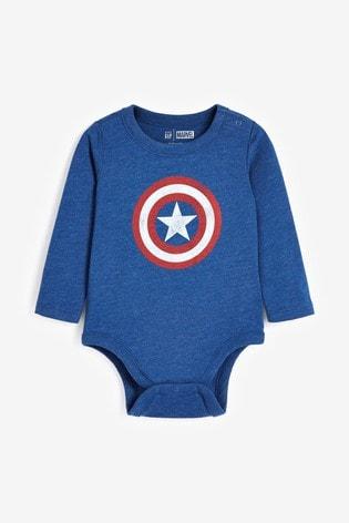 Gap Baby Captain America Sleepsuit