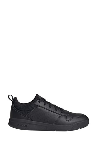 adidas Black Tensaur Youth & Junior Trainers