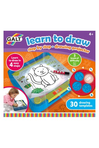 Galt Toys® Learn To Draw