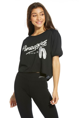 Pineapple Ballet Slouchy T-Shirt