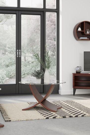 Siena Walnut Coffee Table By Jual