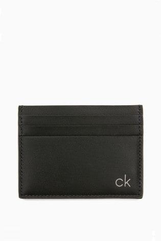 Calvin Klein Smooth Cardholder