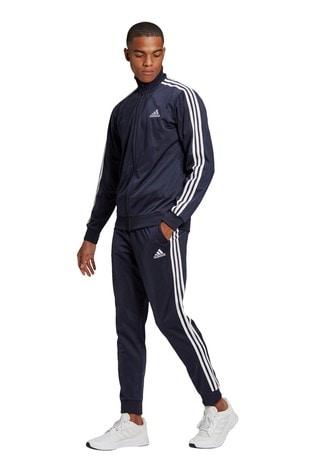 adidas Essentials 3 Stripe Tracksuit