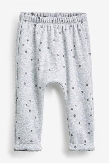 Grey Cosy Leggings (3mths-7yrs)