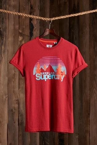 Superdry Classic Logo Wilderness T-Shirt