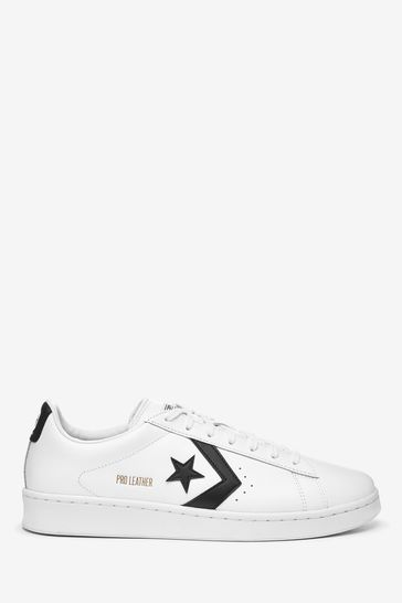 Converse Pro Leather Chuck Ox Trainers