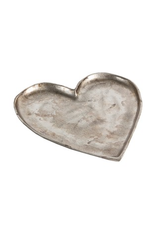 Carrigan Heart Dish by Gallery Direct