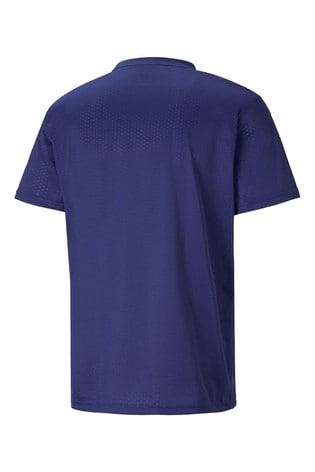 Puma Blue Favourite Blaster T-Shirt