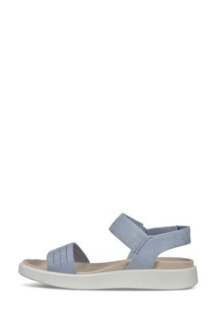 ECCO® Flowt W Platform Velcro Sandals