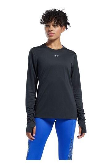 Reebok Run Long Sleeved T-Shirt