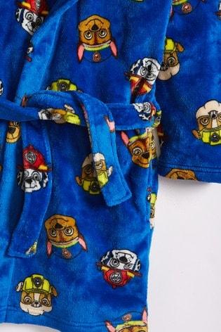Blue Paw Patrol Fleece Robe (1.5-8yrs)