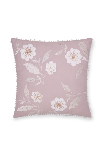 Catherine Lansfield Natural Grace Cushion