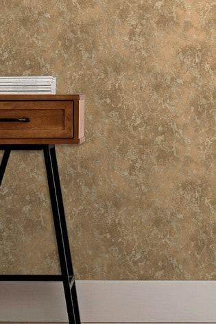 Decorline Copper Marble Wallpaper