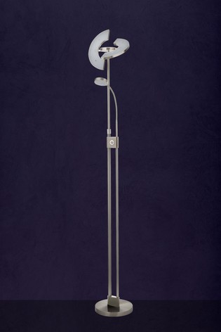 Aldam LED Mother & Child Floor Lamp by Searchlight