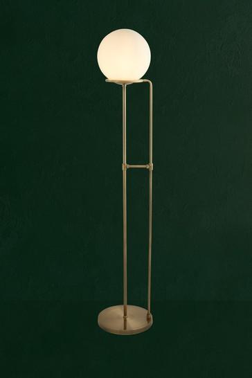 Lottie 1 Light Floor Lamp by Searchlight