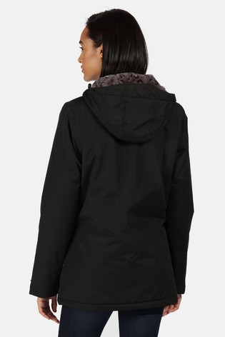Regatta Black Bergonia II Waterproof Jacket