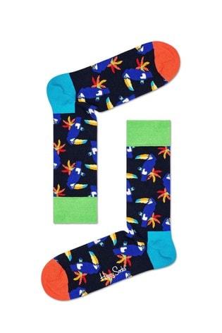 Happy Socks Toucan Socks