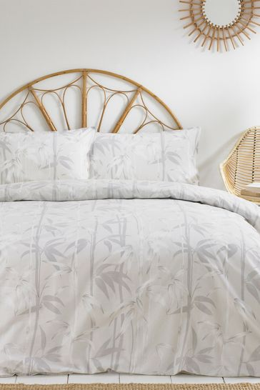 Bamboo Duvet Cover And Pillowcase Set by Riva Home