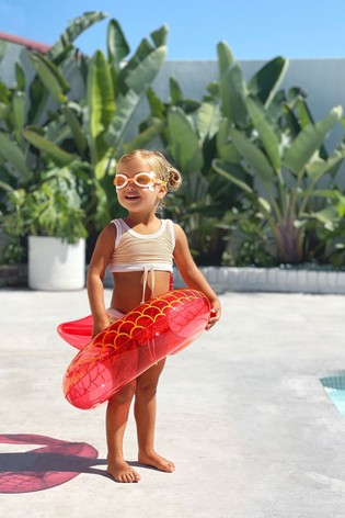 Sunnylife Seahorse Mini Swim Goggles