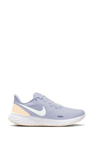 Nike Run Blue Revolution 5 Trainers