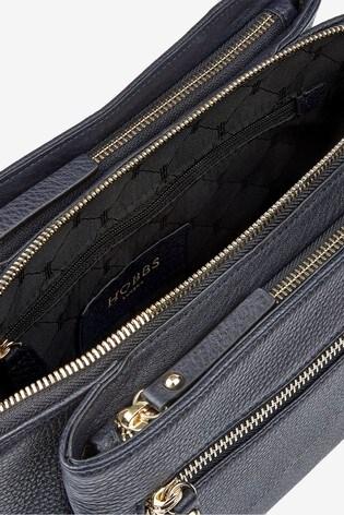 Hobbs Blue Hadley Cross Body Bag
