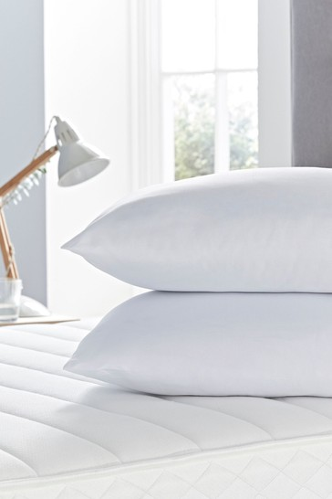 2 Pack Cooler Summer Pillows by Silentnight