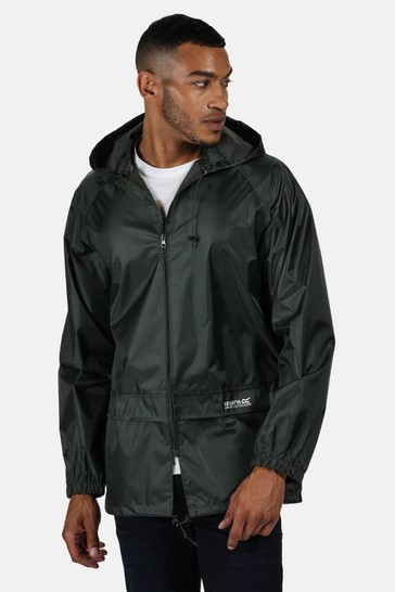 Regatta Green Stormbreak Waterproof Jacket