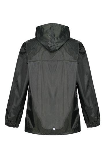 Regatta Green Stormbreak Waterproof Jacket