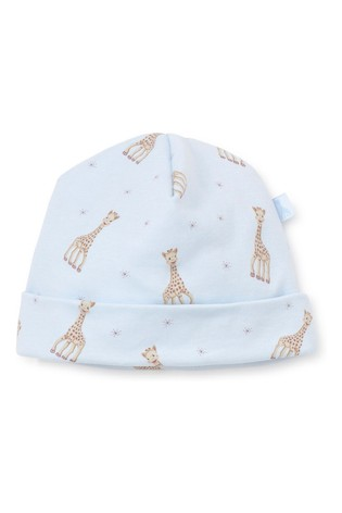Kissy Kissy Blue Sophie La Girafe Hat