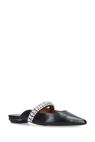 Kurt Geiger London Princely Black Heels