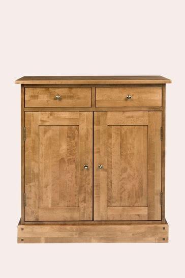 Garrat Honey 2 Door 2 Drawer Narrow Sideboard by Laura Ashley