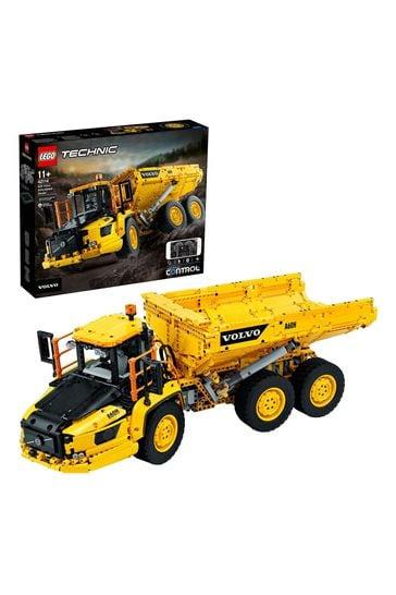 LEGO 42114 Technic 6x6 Volvo Articulated Hauler RC Truck
