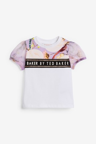 Baker By Ted Baker Lilac Floral Set