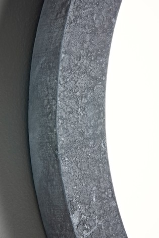Buy Set Of 3 Cox Cox Concrete Effect Round Mirrors From Next Ireland