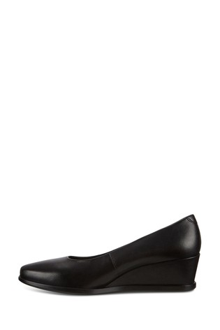 ECCO Shape 45 Wedge Court Shoes