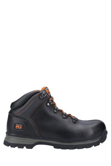 Timberland® Pro Black Splitrock XT Composite Safety Toe Work Boots