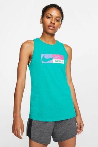 Nike Dri-FIT Cotton Icon Clash Vest
