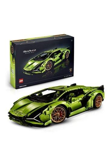 LEGO 42115 Technic Lamborghini Sián FKP 37 Car Model