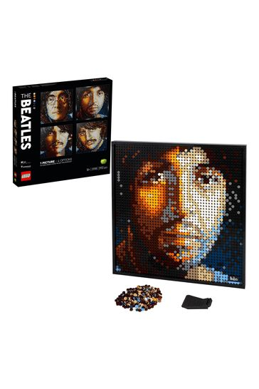 LEGO 31198 Art The Beatles Set For Adults Wall Décor