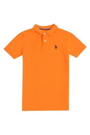 U.S Polo Assn. Pique Poloshirt