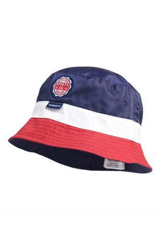 Superdry Colourblock Reversible Bucket Hat