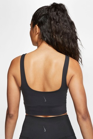 Nike Yoga Luxe Infinalon Crop Vest