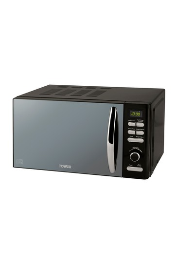 800w Microwave by Tower