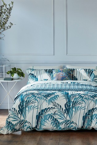 Sanderson Home Palm House Duvet Cover