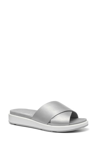 Hotter Metallic Jump Slip-On Active Sandals