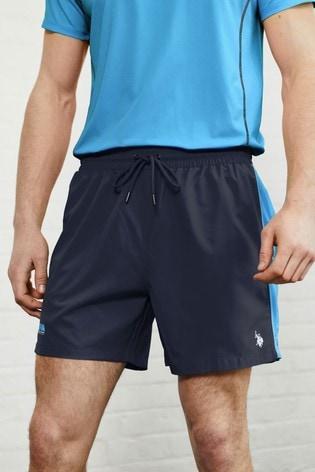 U.S. Polo Assn. Activewear Run Shorts